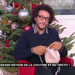 Zak a dit tricot ! La quotidienne, France 5