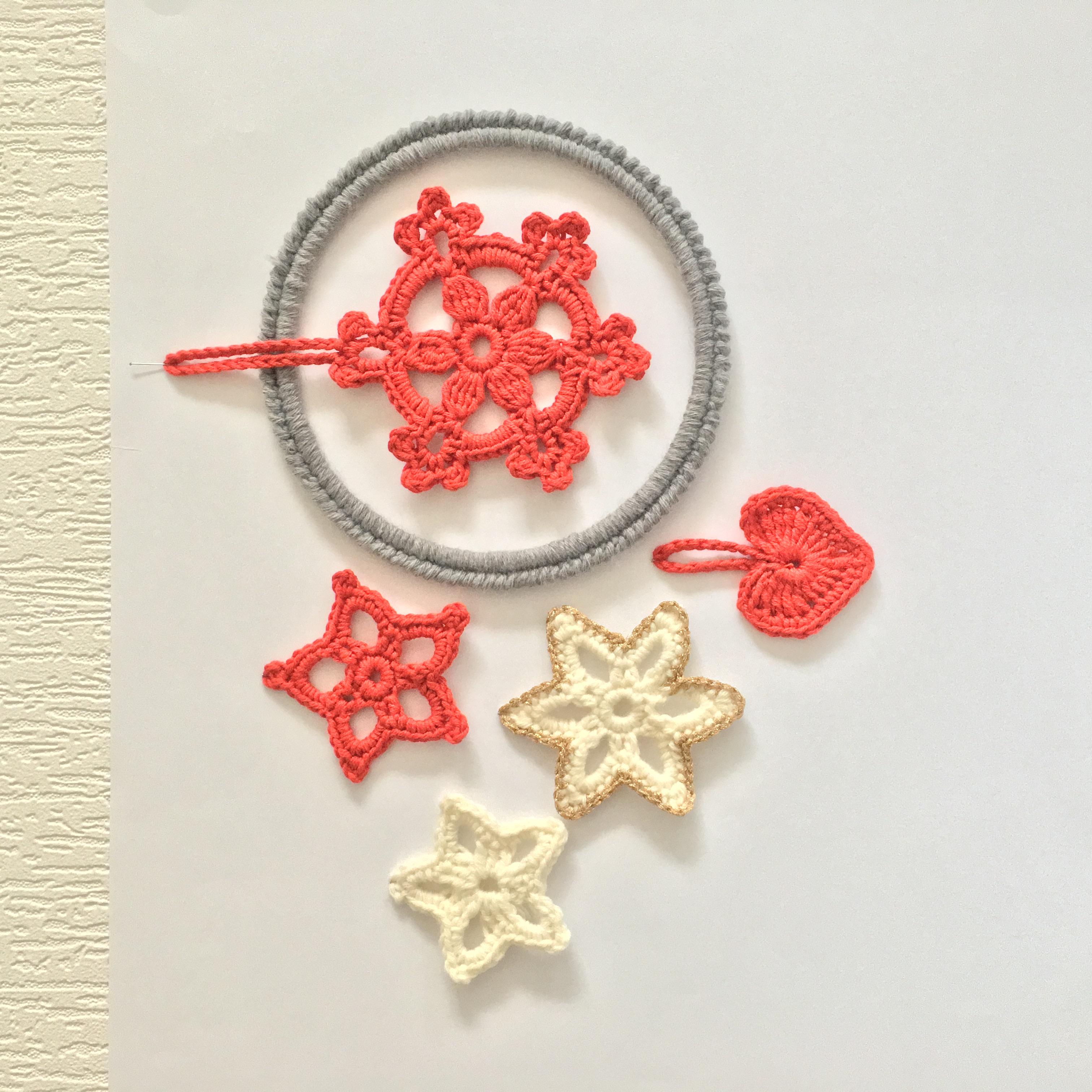 #C01A0B Décoration De Noël Au Crochet 5643 idée déco noel au crochet 3024x3024 px @ aertt.com