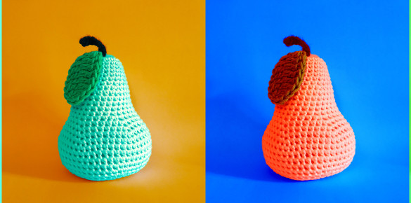 Poire Pop Art !