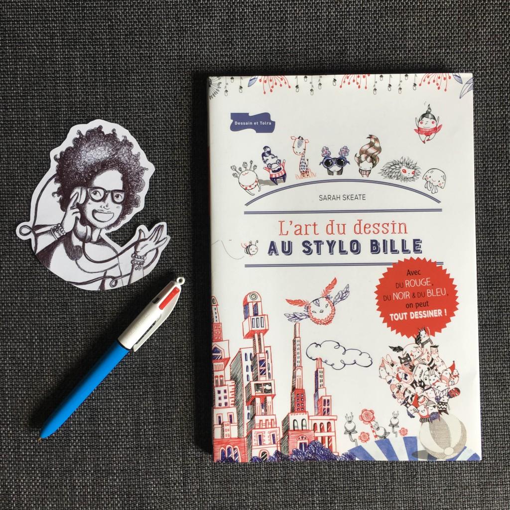 L'art du dessin au stylo bille 1
