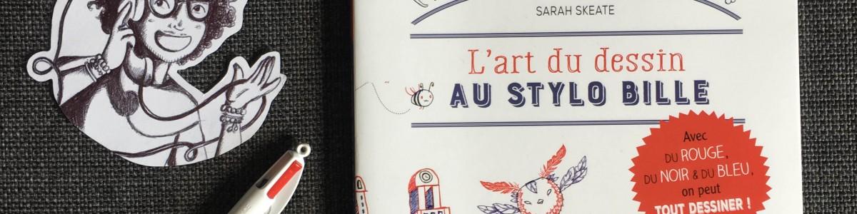 Zak a dit L'art du dessin au stylo bille
